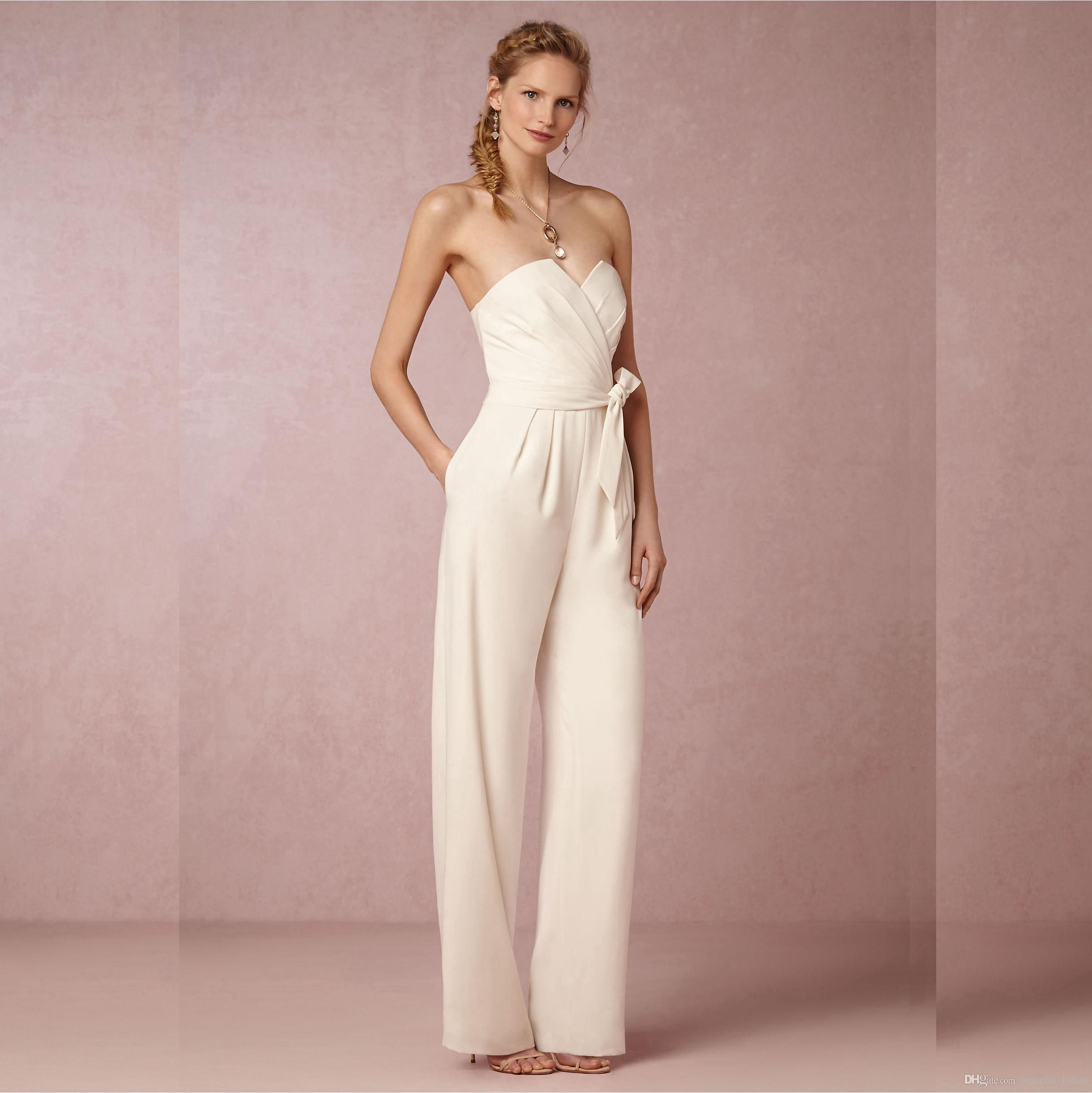 372837c25d6 ... Wide Leg Pants  by Jill Stuart for BHLDN . Bridal Pants