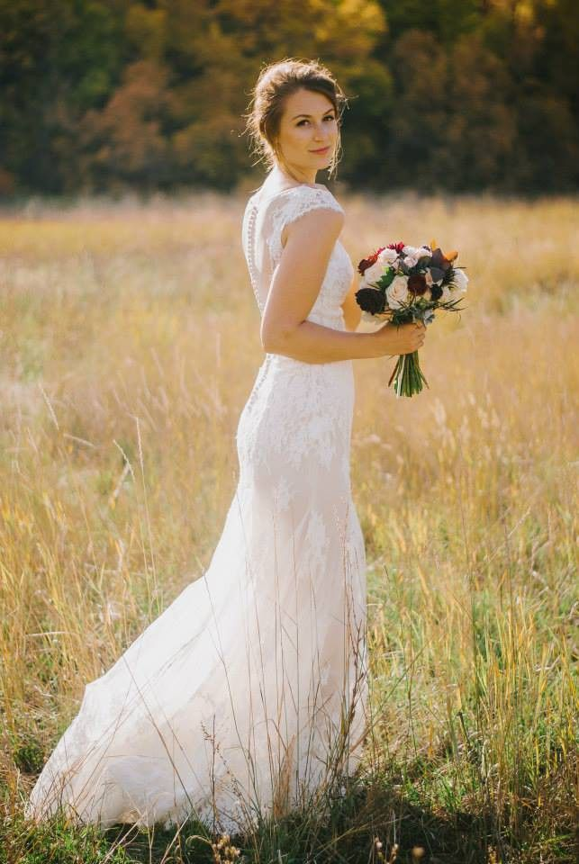 BHLDN Francine Second Hand Wedding Dress On Sale 59 Off