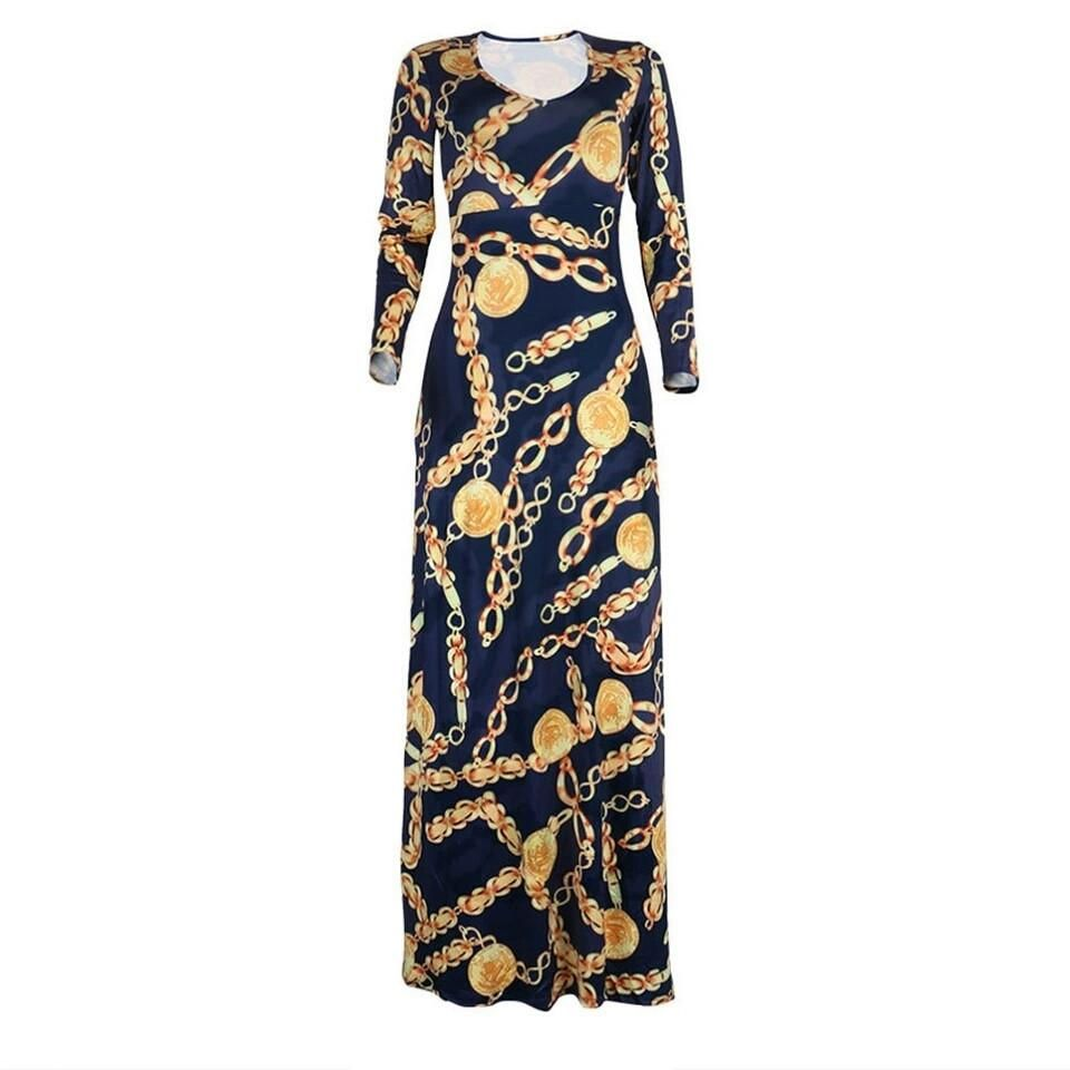 Chain print dress products pinterest chains and products