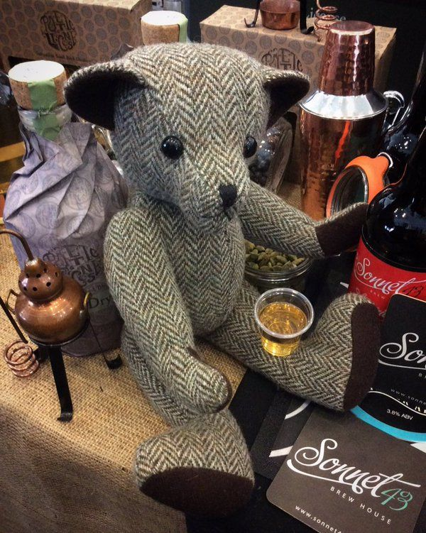#tweedyted had a fab time with @PoeticLicenseUK & @Sonnet43Brew today! #oldtomgin #americanpaleale #livingnorth