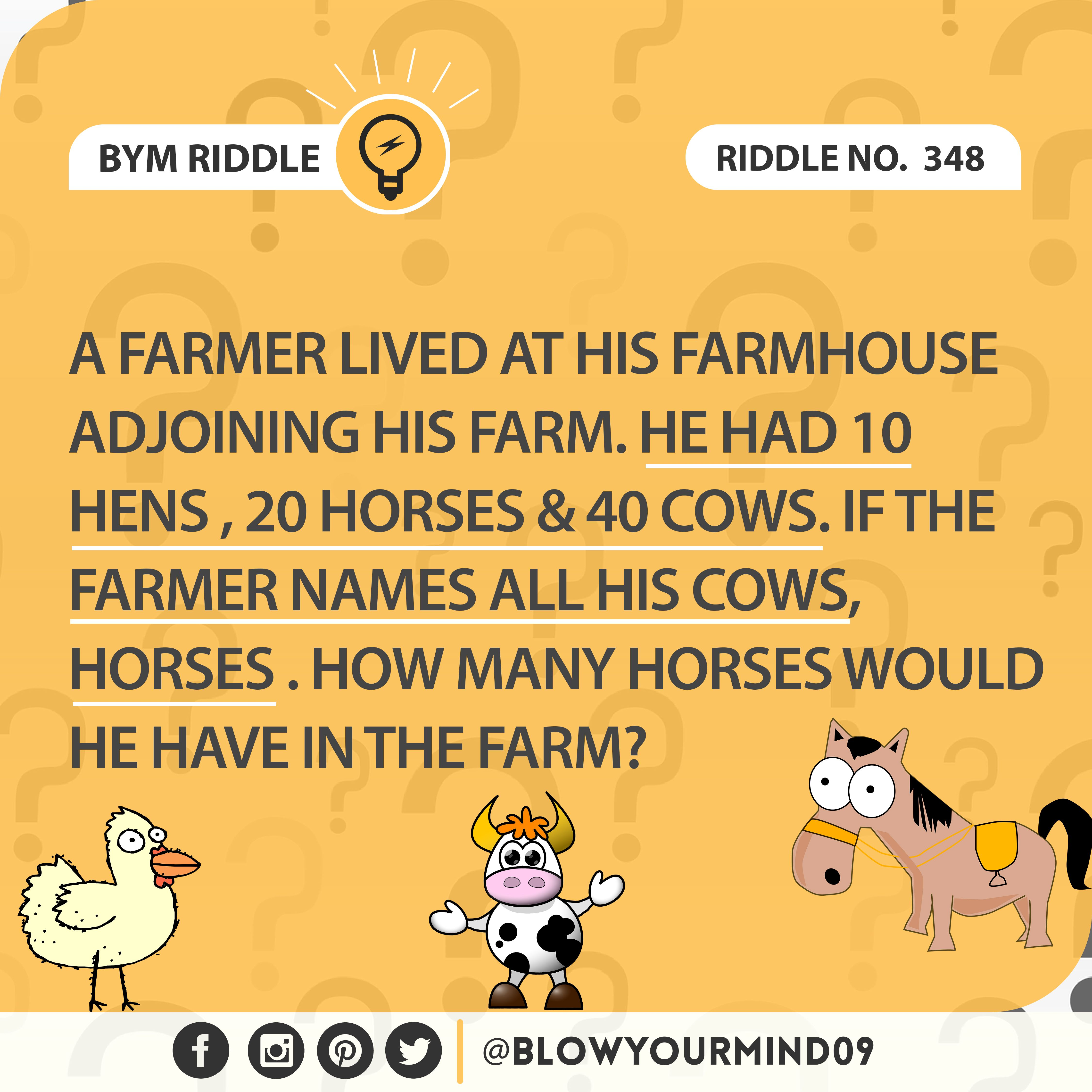 Can you answer this riddle🤔🤔🤔, it looks easy right , give