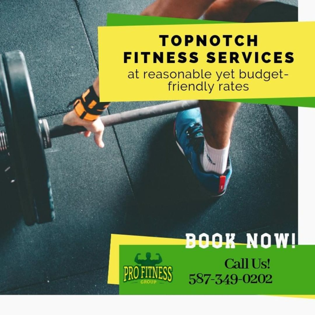 For more information 👉 Call Profitness at (587) 349-0202. 👉 Email Profitness at membership@profitnes...