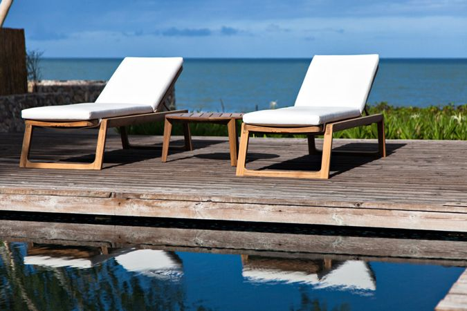 Oasiq | DIUNA Adjustable Lounger | Mobilier de salon, Meuble ...