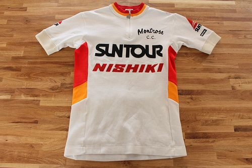 Campagnolo Delta brakes C-Record Aero cotton T-shirt tour de france  cycling  g