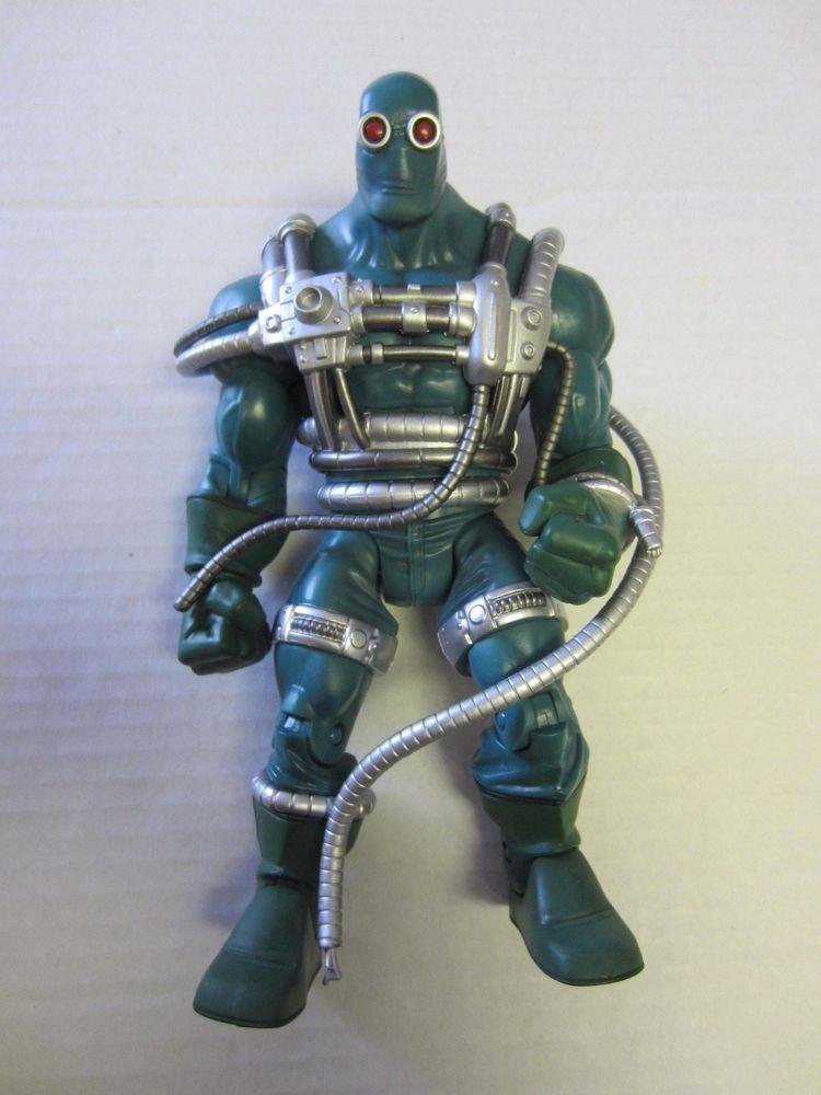 Doomsday Action Figure 9 1 4 Bound Prison Suit Containment Dc Universe Classics Action Figures Doomsday Dc Universe