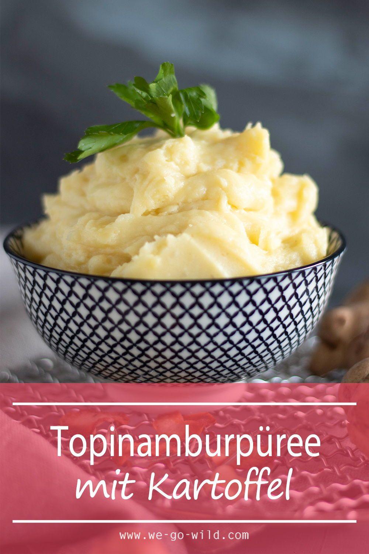Topinamburpuree Mit Kartoffeln Rezept In 2020 Mit Bildern Topinambur Rezept Topinambur Zubereiten Rezepte