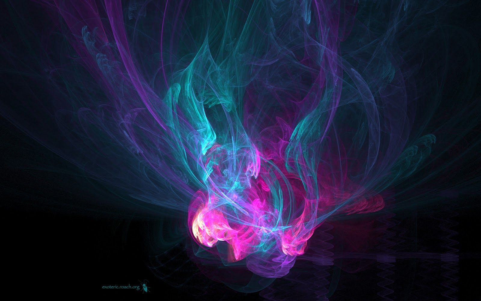 Image For 3d Effect Photoshop Wallpaper Wide Smoke Wallpaper Purple Wallpaper Abstract Wallpaper