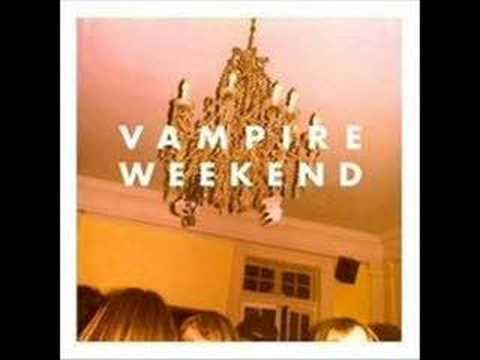 Mansard Roof by Vampire Weekend from their self-titled ...