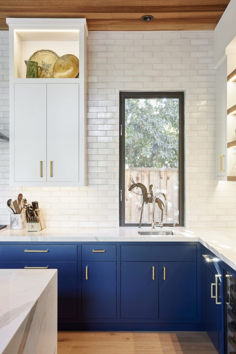 Organic Eclectic Kitchen Fireclay Tile Eclectic Kitchen Interior Design Kitchen Kitchen Inspirations