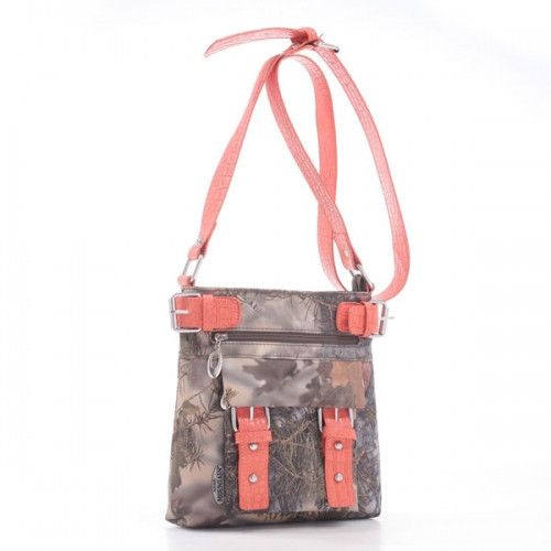 King's Camo® Messenger Bag – Handbag Addict.com