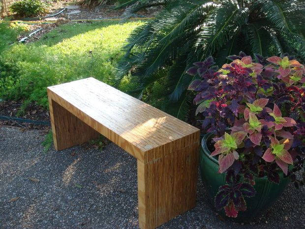 One Sheet Plywood Bench Simple Benches Making A Bench Diy Furniture
