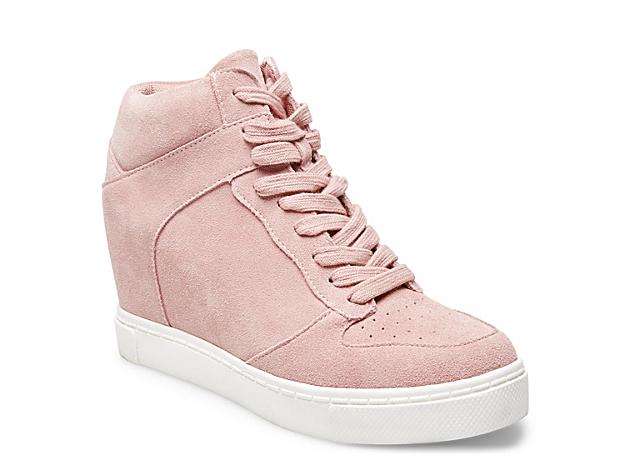 93a9526dff4 Steve Madden Noah Hidden Wedge Sneaker