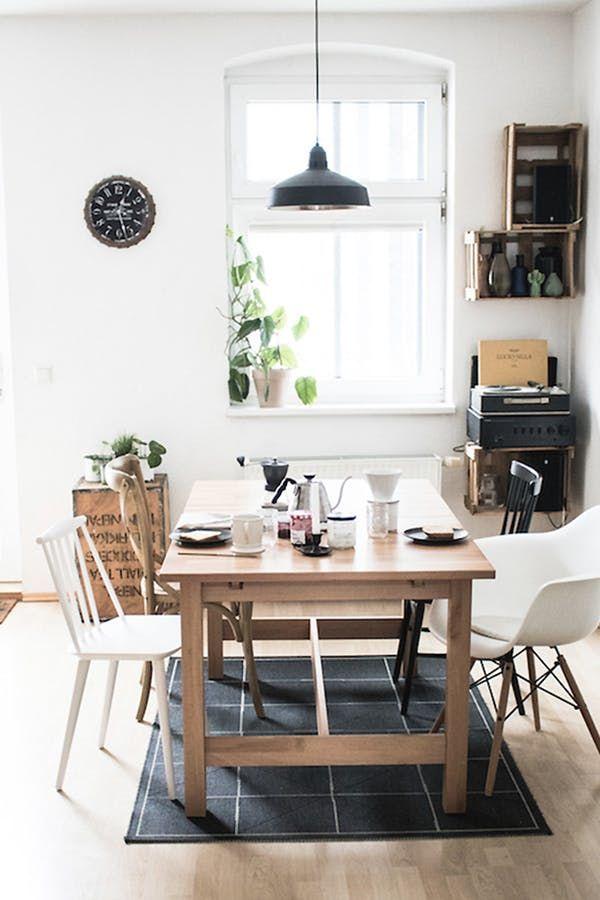 10 \u0027Hygge\u0027-Chic Styling Ideas That Work Year-Round Hygge, Kitchens - Kleine Küche Einrichten Tipps