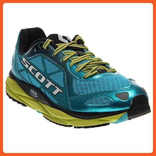 be3ddc92911 Scott AF+ Trainer Running Shoe - Women s Blue Yellow 9.5 - Athletic shoes  for women ( Amazon Partner-Link)