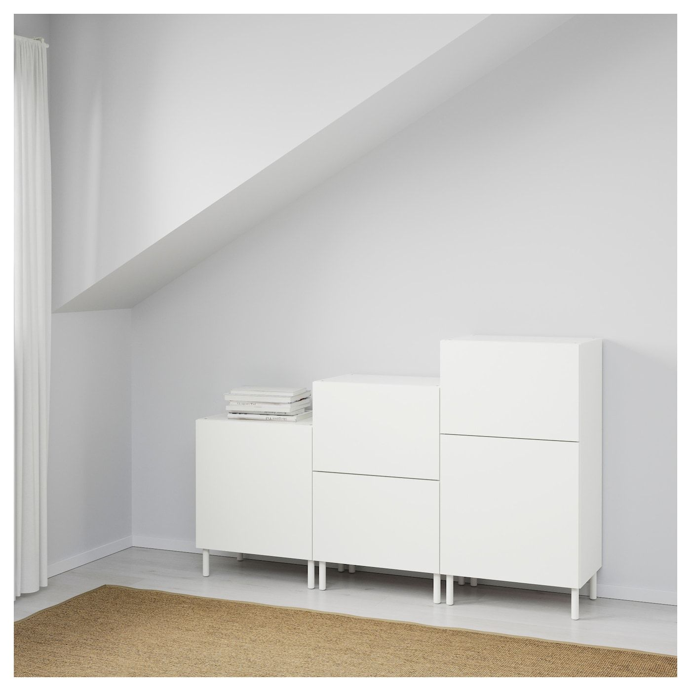 Platsa Meuble De Rangement Blanc Fonnes Blanc Ikea Meuble Rangement Rangement Solutions De Rangement