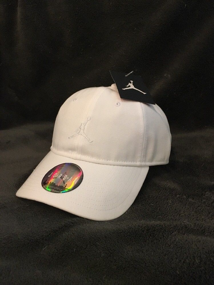 Nike Air Jordan FLOPPY H86 DAD HAT CAP WHITE ADJUSTABLE NEW 847143-100 NWT   fashion  clothing  shoes  accessories  mensaccessories  hats (ebay link) b6b6a229589