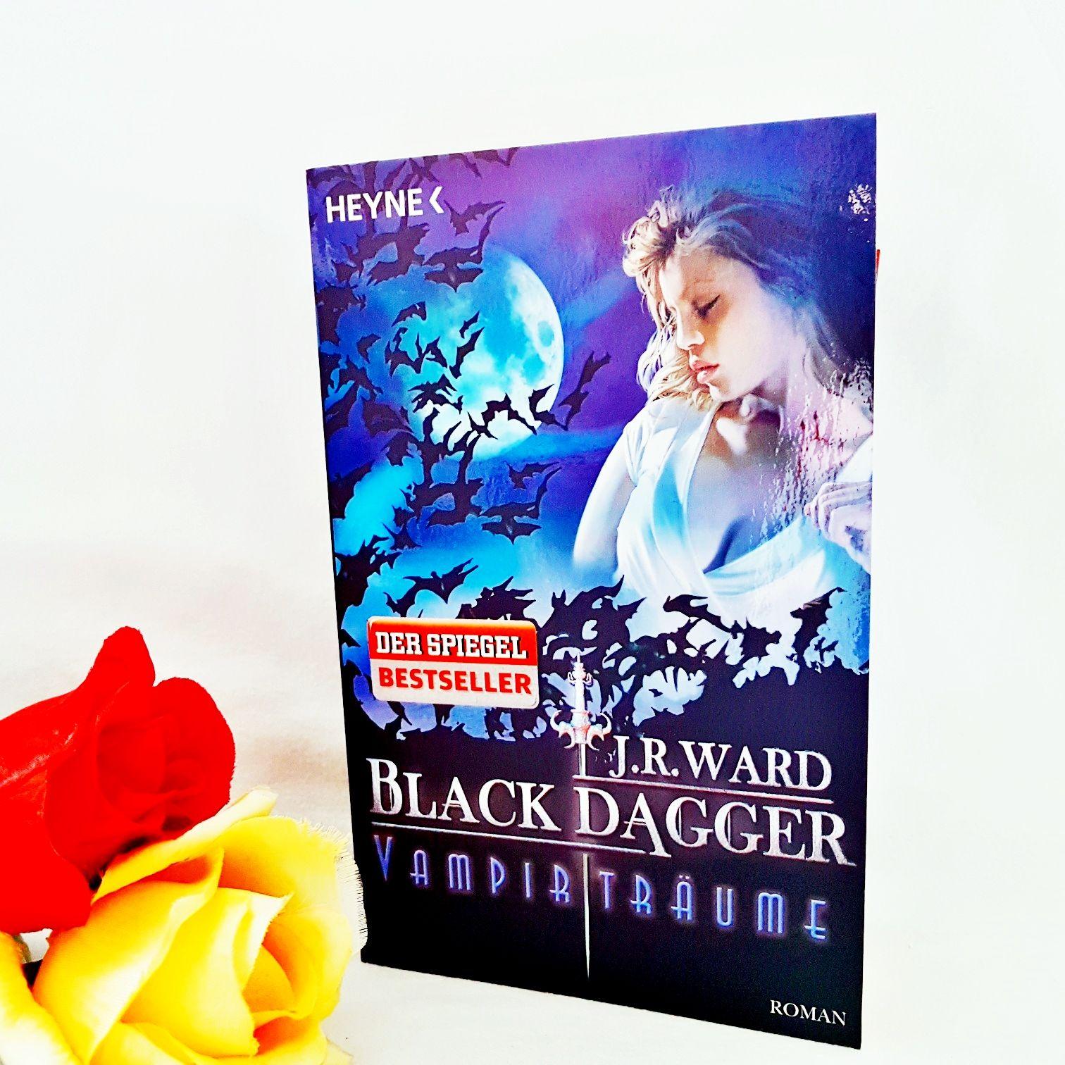 Black Dagger Vampirträume von J.R.Ward Band 12