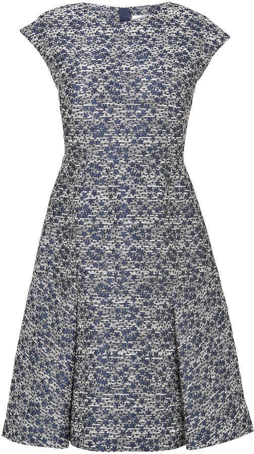 LK Bennett Alton Skirted Dress