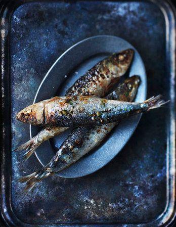 Les 25 meilleures id es de la cat gorie sardines grill es sur pinterest sardines bbq sardine - Sardine grillee au barbecue ...