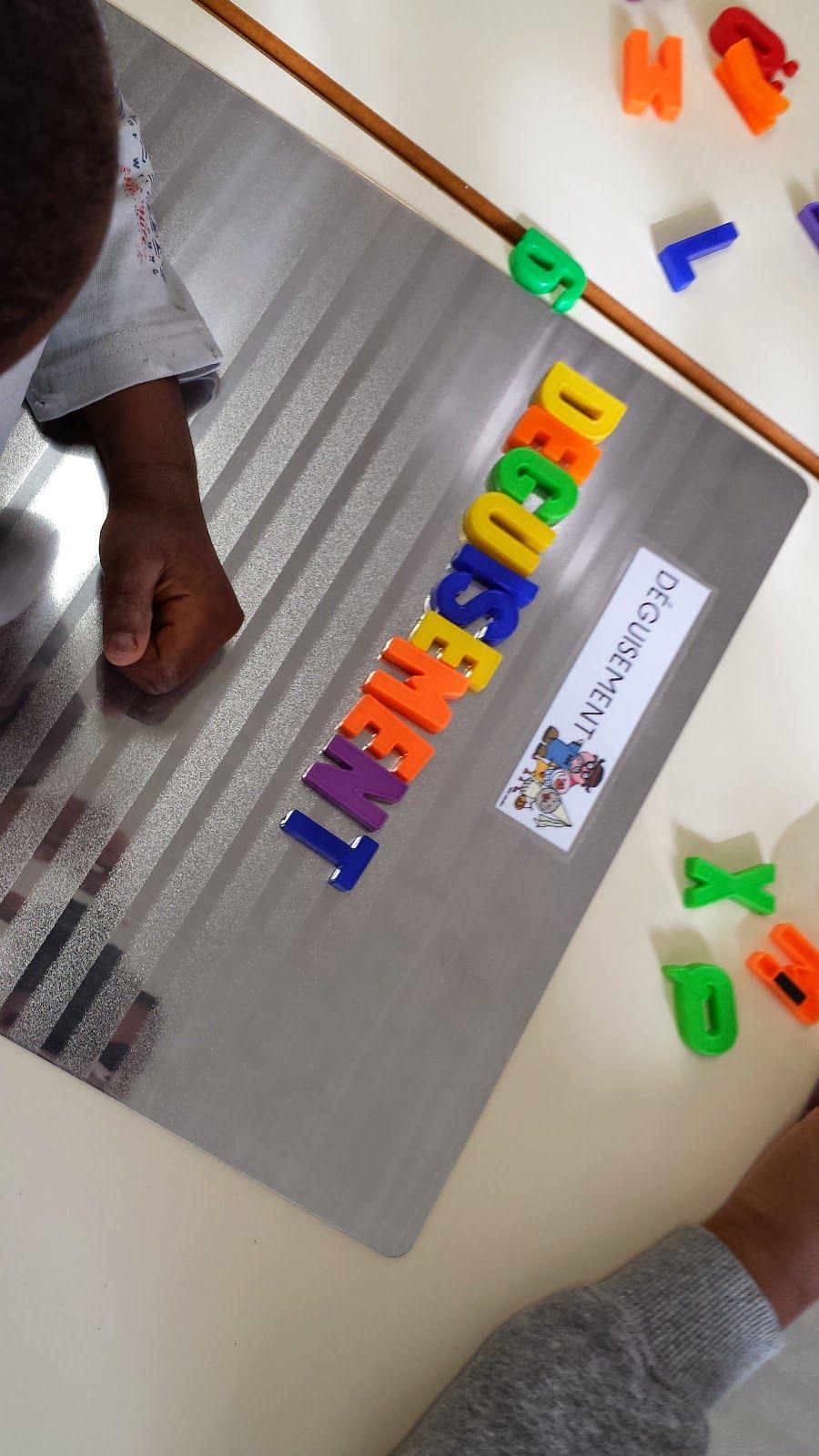 la maternelle de laur ne plateau aimant chez ikea organisation materielle pinterest. Black Bedroom Furniture Sets. Home Design Ideas
