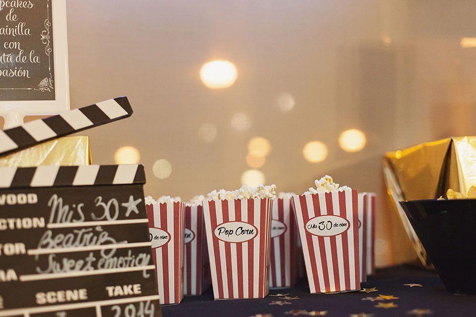 mis 30 de cine fiesta de cumplea os fiestas de