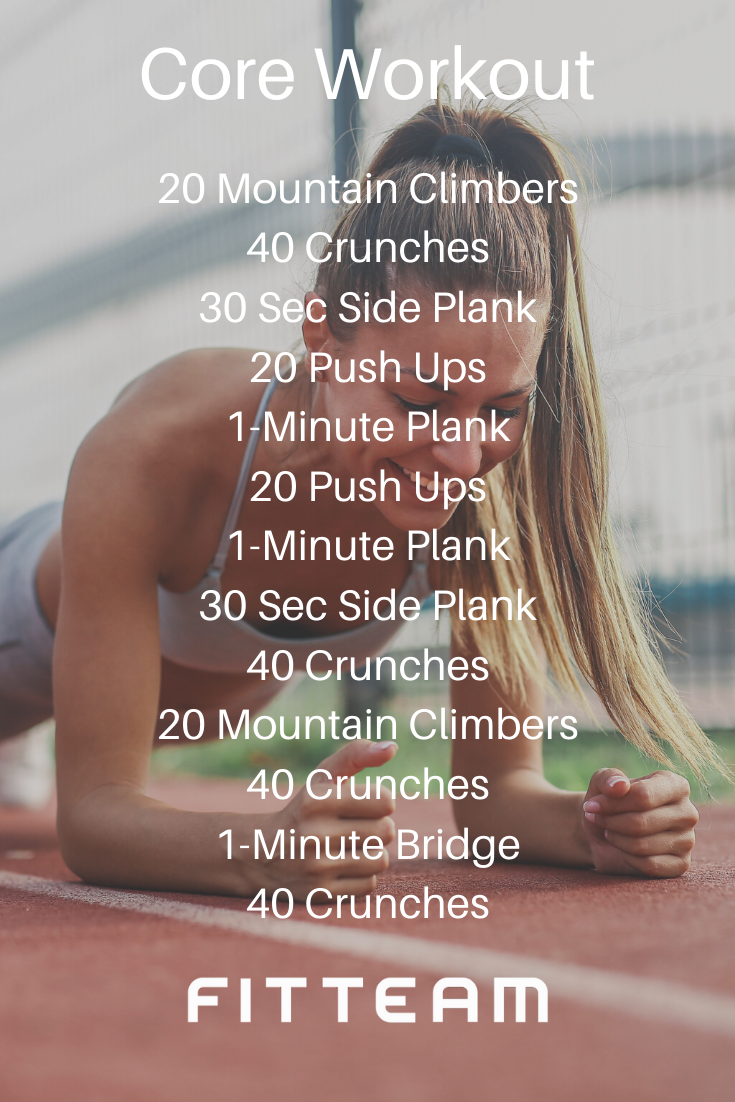 Core Workout #coreworkouts Core Workout #health #fitness #workout #exercise #motivation #core #gym #goodcoreexercises