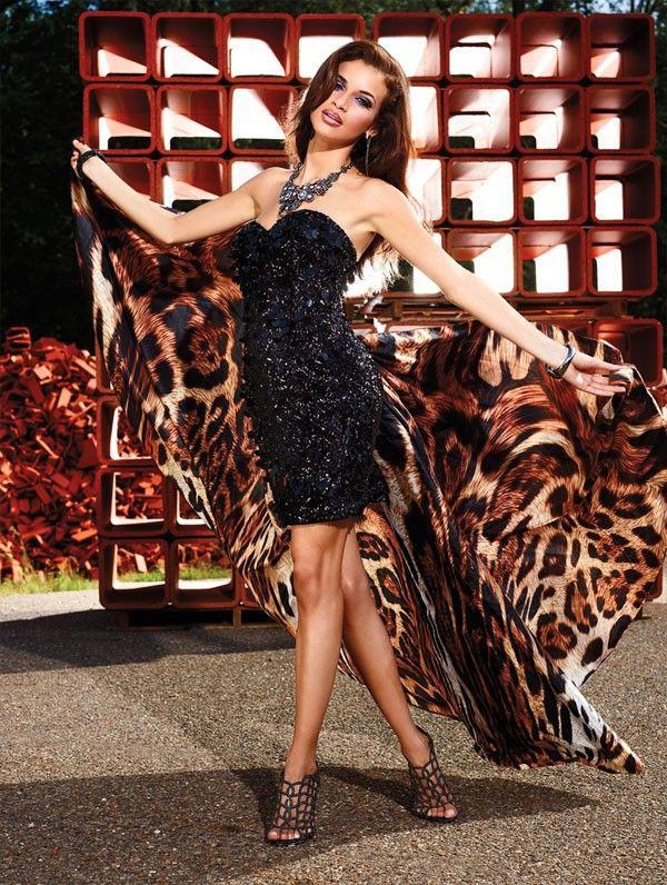 Jovani CB4382 Cool Collection Prom Dress 2012