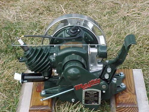 Details About Maytag Skid Hit Miss Gas Engine Motor