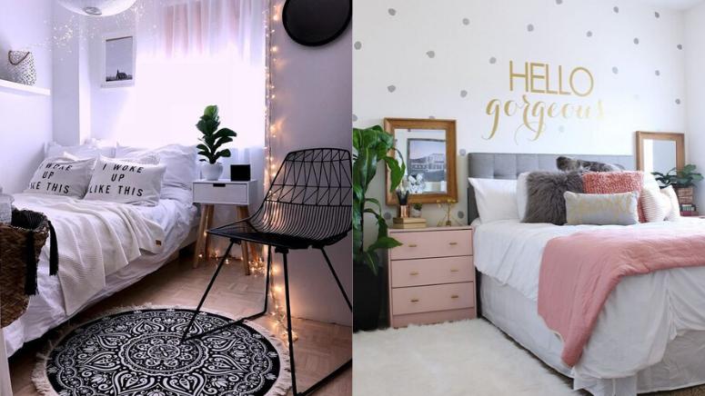 16 Ideas Para Decorar Una Habitacion Blanca Como Decorar Tu Habitacion Habitacion Blanca Decora Tu Habitacion