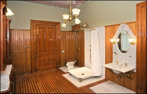 Walkabout: Let's Talk About Bathrooms, Part 3... A
