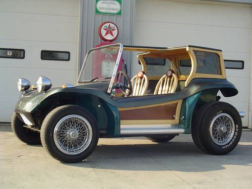 1960 Vw Meyers Manx Dune Buggy Picture 1 Of 6 Dune Buggys