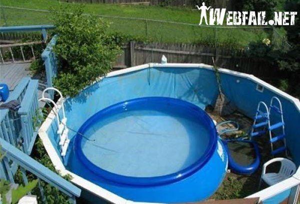 Pool Fail Swimming Pool Memes Funny Pool Pics