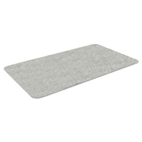 Crown Workers Delight Slate Standard Anti Fatigue Mat Cwnwx1223lg Anti Fatigue Mat Light Grey Floor Maintenance