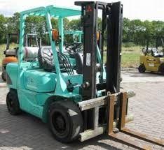 mitsubishi fg20k fc fg25k fc fg30k fc fg35k fc forklift trucks rh pinterest com Toyota Forklift Manual Mitsubishi Forklift Owner's Manual