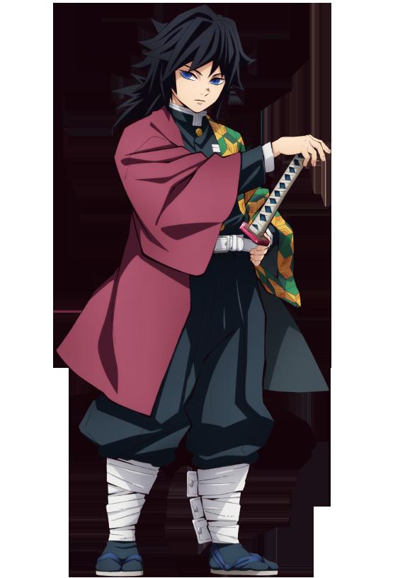 Giyuu Render Demon Slayer By Princeofdbzgames On Deviantart Anime Demon Demon Slayer Anime