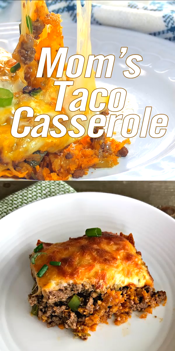 Mom's Taco Casserole images