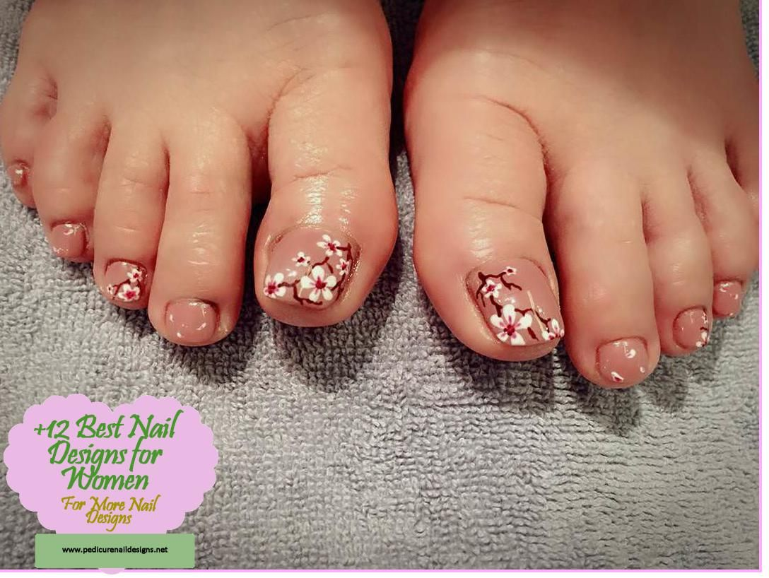16 Toes Nail Art Designs Ideas Design Trends Pedicure Nail Designs Nail Art Designs Pedicure Nail Designs Toe Nail Designs