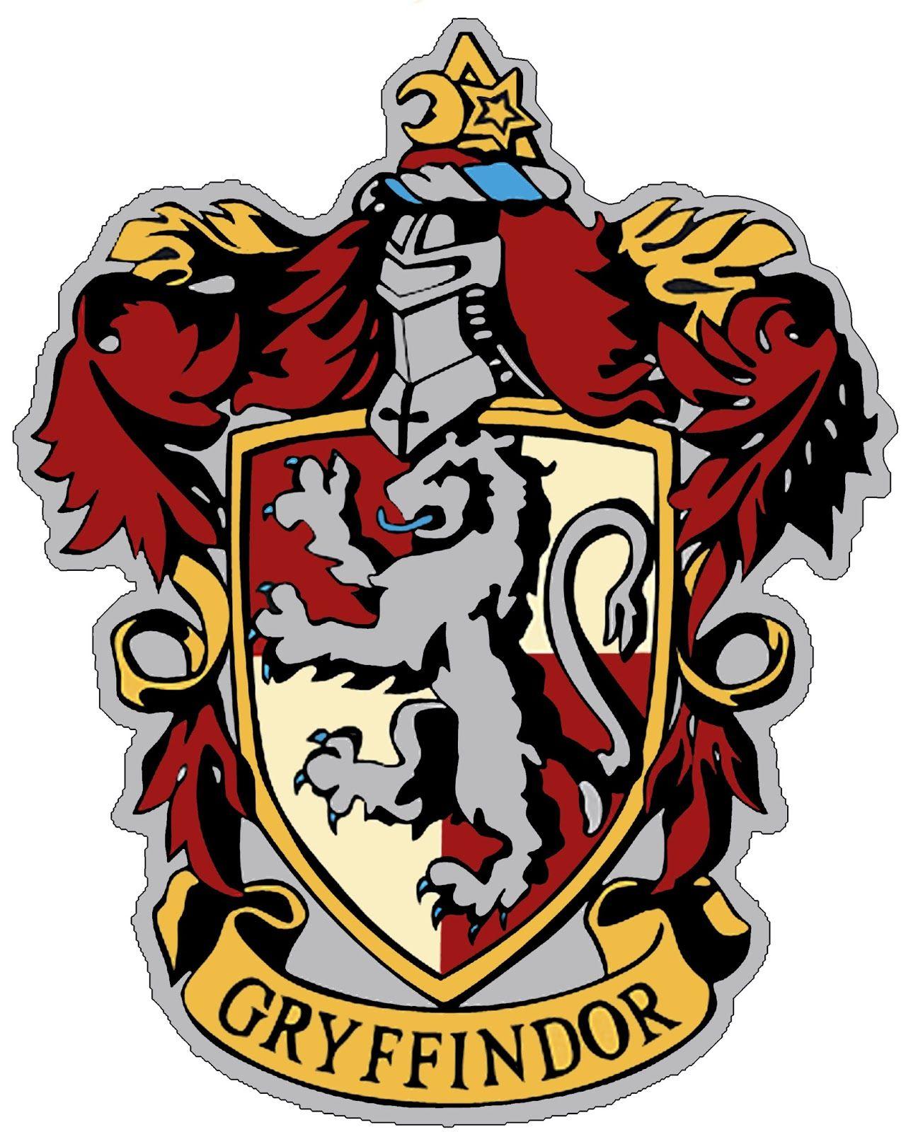 photograph regarding Gryffindor Crest Printable named Hogwarts Home Banner Do it yourself! Harry Potter 7 days! harry potter