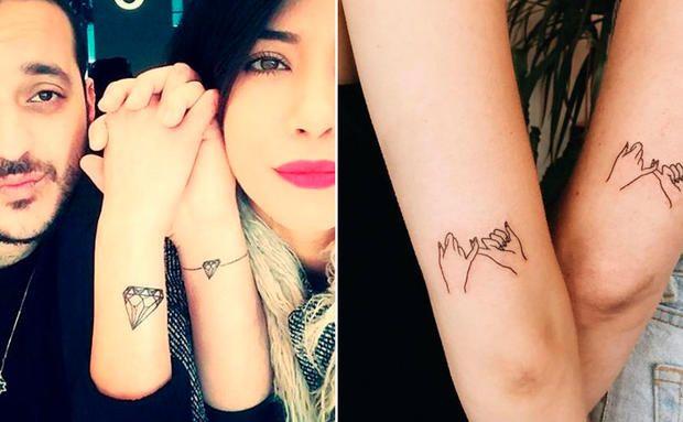 Pin auf Friend tattoos
