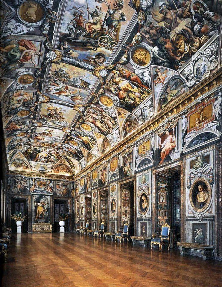 Kinder Garden: Jacopo Zucchi, Decorazioni Della Galleria, 1589-1592