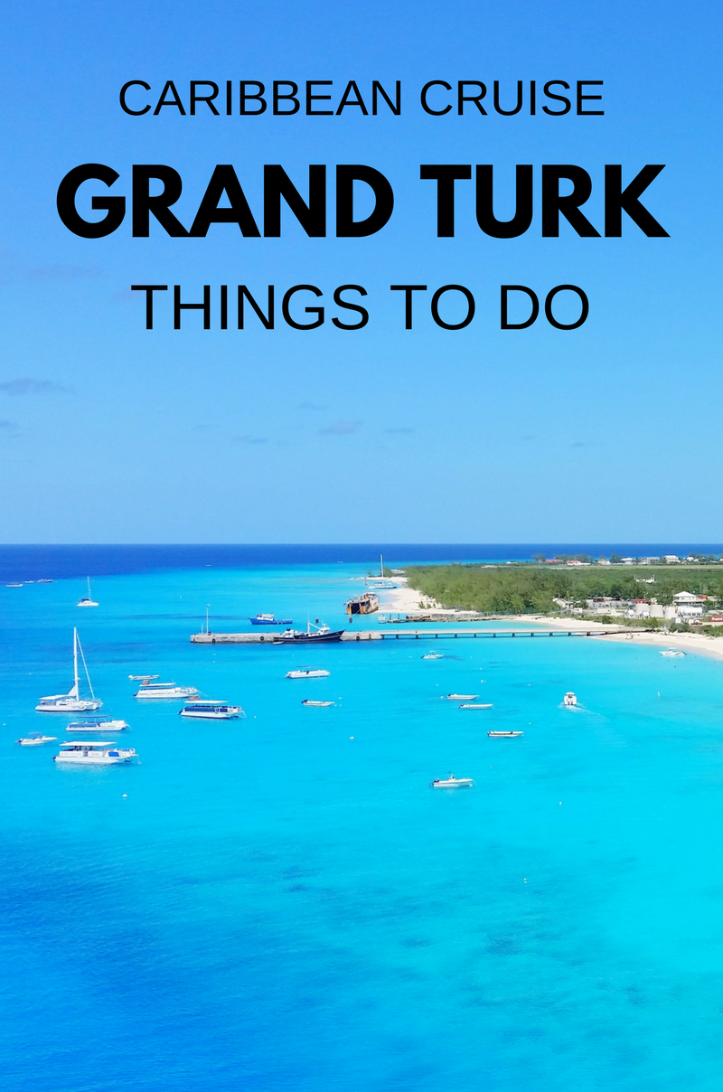 Caribbean weddings grand turk - For Your Caribbean Cruise Things To Do In Grand Turk After Shore Excursions Including