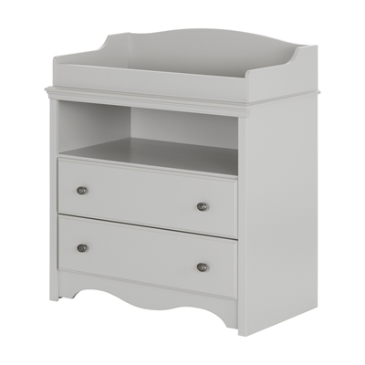 South Shore Furniture Changing Table 10231 Angel With Drawers