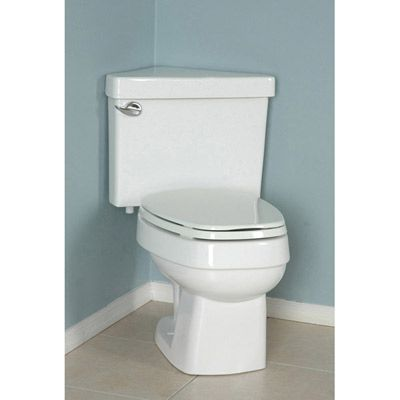 Randolph Morris Two Piece Triangle Front Corner Toilet Corner Toilet Vintage Tub Bath Randolph Morris