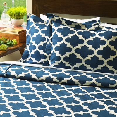 Brite Ideas Living Fynn Cadet Macon 3 Piece Comforter Set Size: Daybed