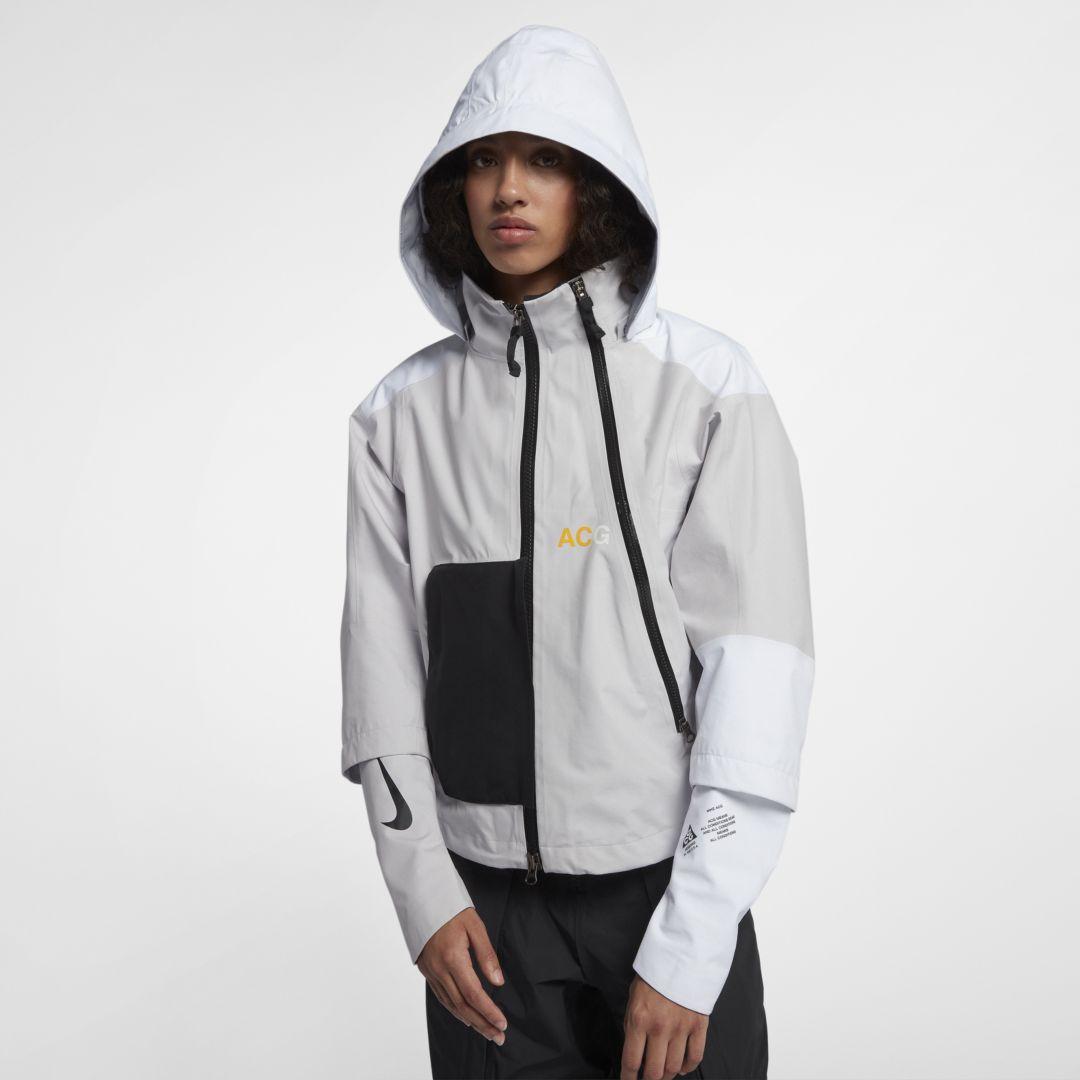 ae3010b76 NikeLab ACG GORE-TEX Womens Jacket Size S (Vast Grey) | Products in ...