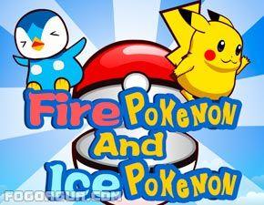 Pokemon Pokemon Jogos Jogo De Fogo