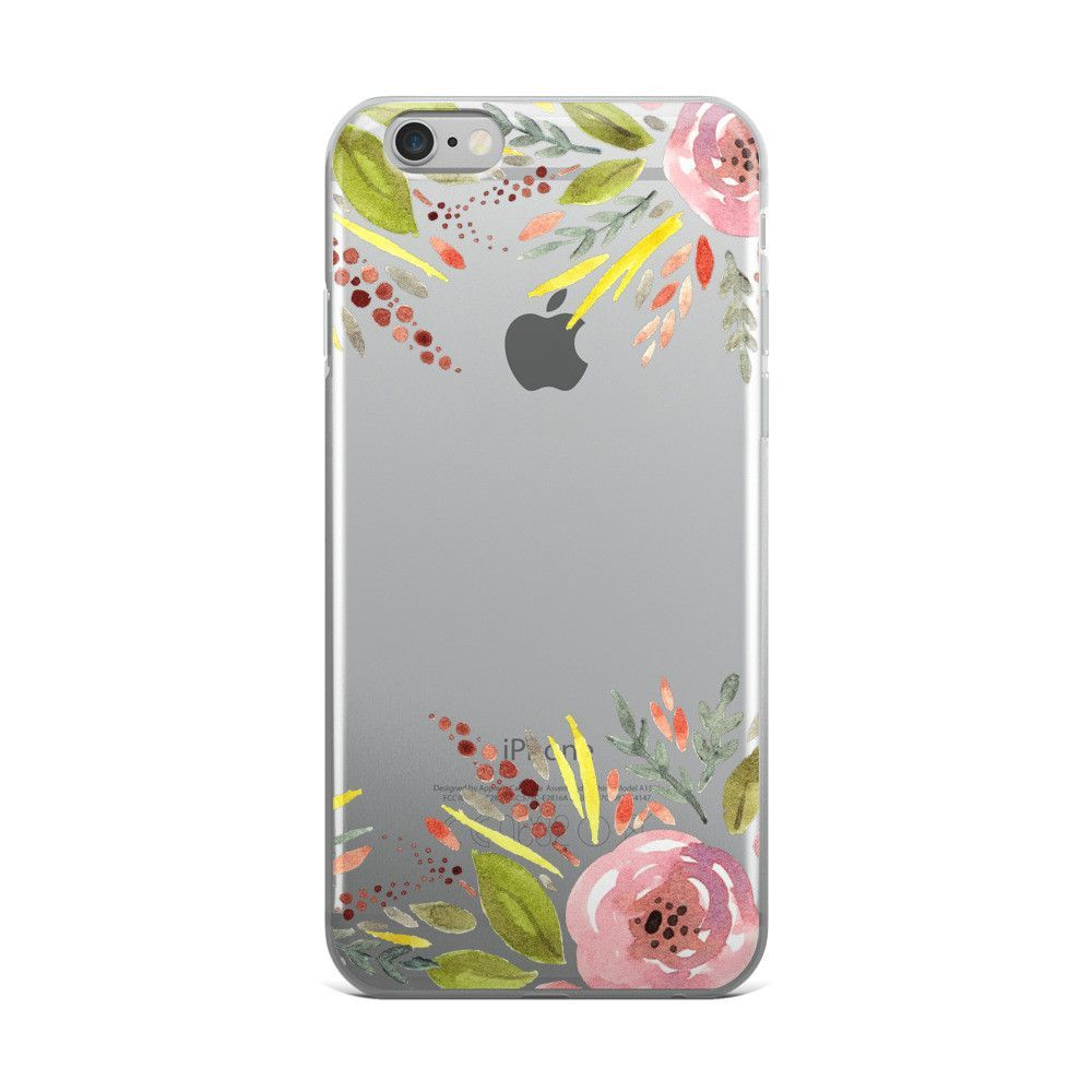 iPhone 5/5s/Se, 6/6s, 6/6s Plus Case [Garden Party]