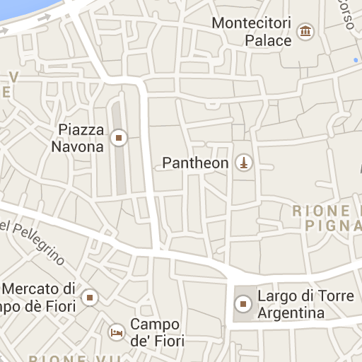 Rome\'s Angels & Demons: the Insider\'s Guide - Google Maps | Rome ...