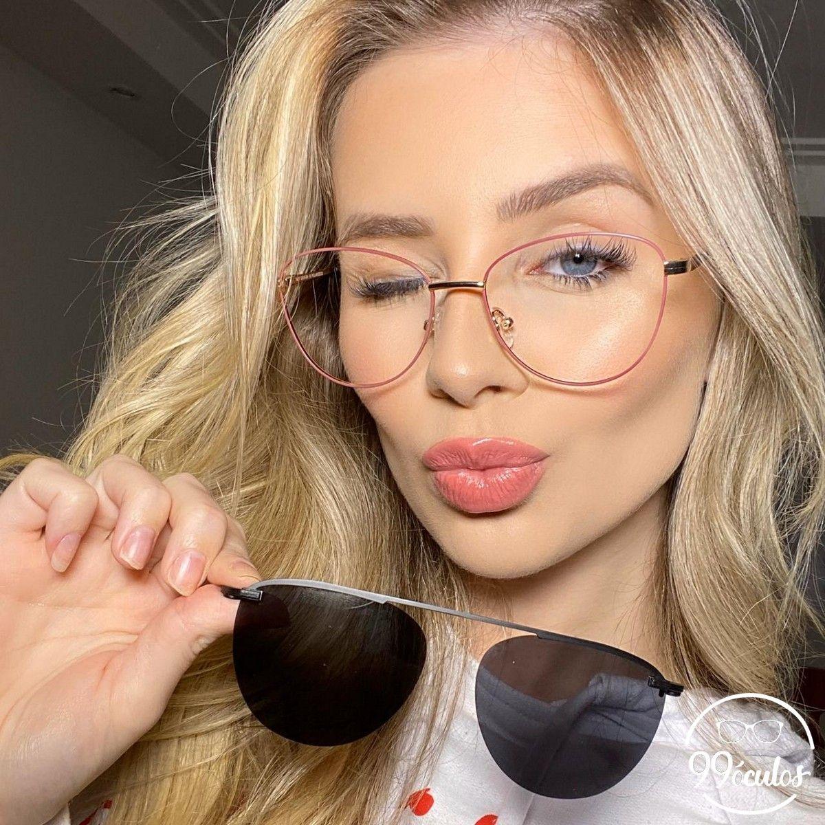 Armacao Para Grau 2 Em 1 Zane 99 Oculos Em 2020 Armacoes De