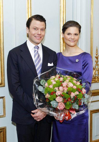 Daniel Westling Pictures - Princess Victoria of Sweden Announce Her Engagement to Mr. Daniel West - Zimbio